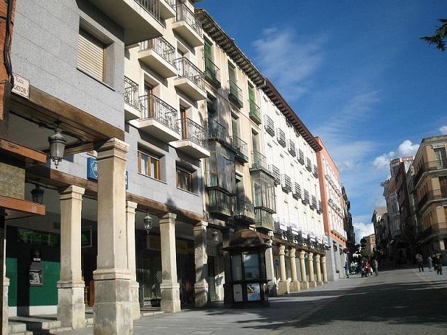 Edificios Plaza Mayo de Guadalajara - Destino y Sabor