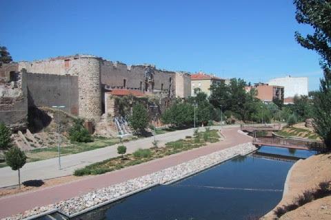 Ruinas del Alcazar de Guadalajara - Destino y Sabor