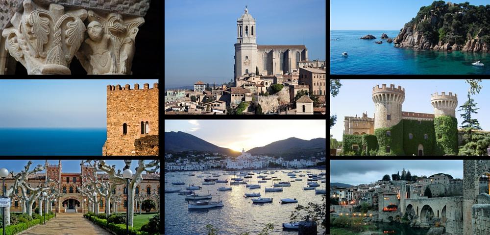 Top comarcas Girona- Destino y Sabor