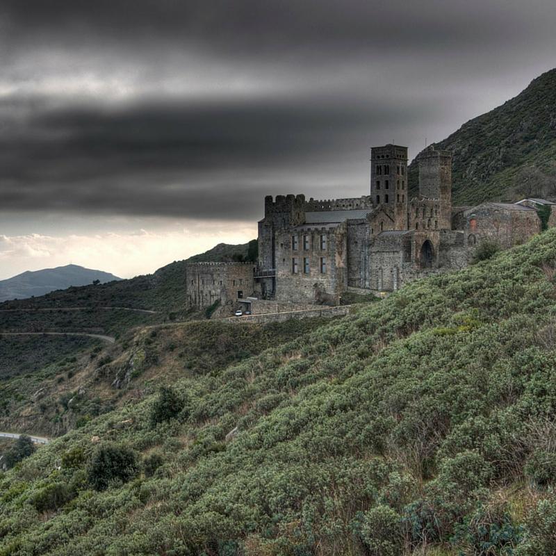 Descubrir Girona Sant Pere de Rodes