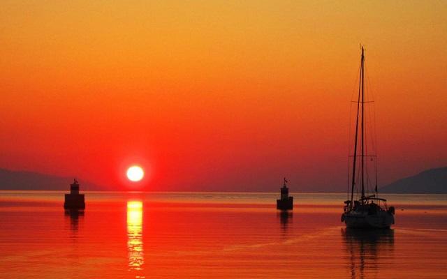 Puesta de sol en Formentera - Fuente www.iberomar.es