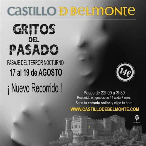 Gritos del Pasado en el Castillo de Belmonte