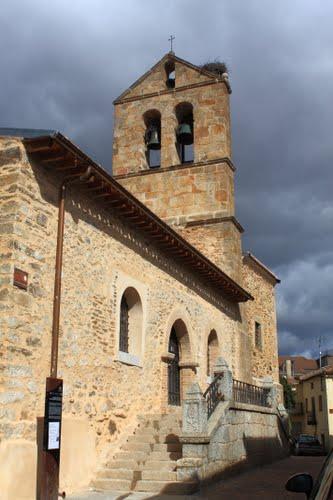 Iglesia de Montejo de la Sierra