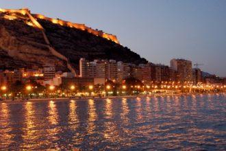 Atardecer de Alicante