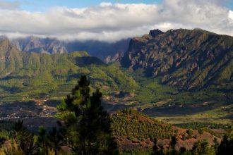 Naturaleza en La Palma