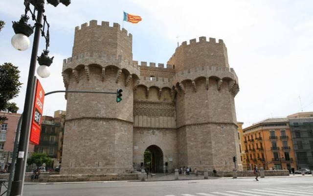 Torres de Serranos - Imagen de VoyageVirtuel