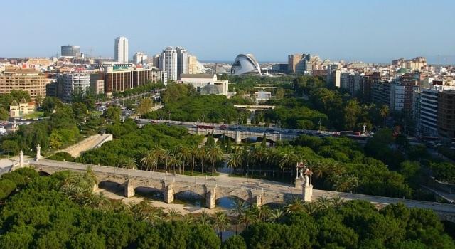 Valencia, Ciudad del Turia - Imagen de VivirValencia