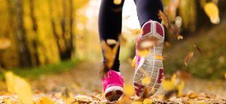 Actividades deportivas en otoño