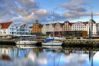 Oslo, una ciudad de vikingos