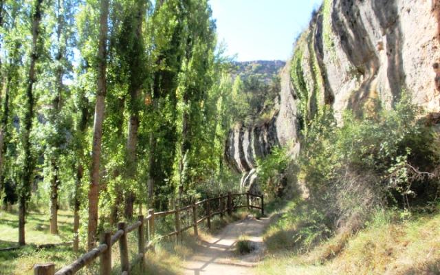 Senderismo por las Hoces del río Duratón - Imagen de Wikiloc