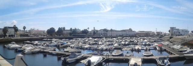El Puerto de Faro y su paseo marítimo - Destino y Sabor