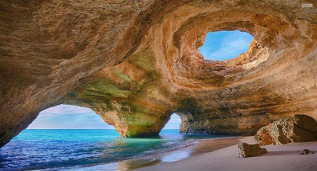 Cueva de Benagil - Imagen de Turismoenfotos