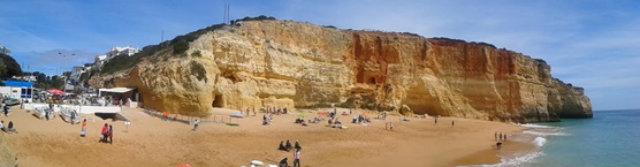 Playa de Benagil - Destino y Sabor