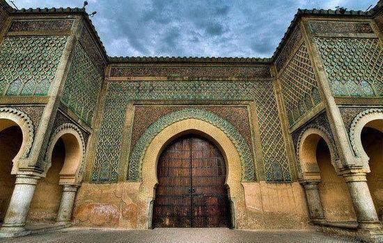 Puerta de Bad Mansour - Imagen de Tripadivsor