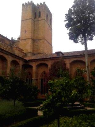 Claustro de la Catedral de Sigüenza - Imagen de tripadvisor