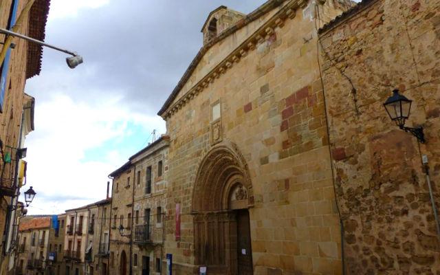 Iglesia de Santiago en Sigüenza - Imagen de Queverenelmundo