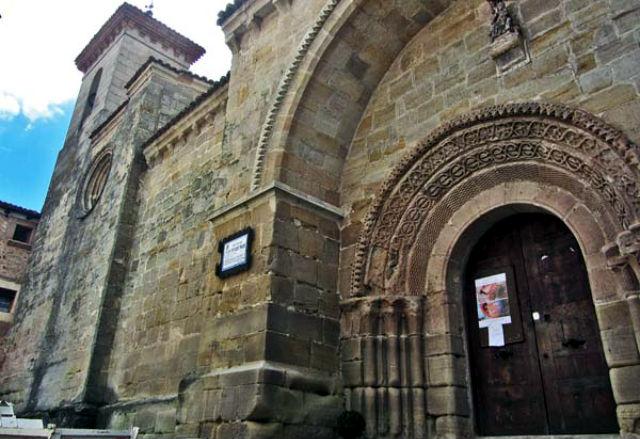 Iglesia de San Vicente martir de Sigüenza - Imagen de Mimundoviajero