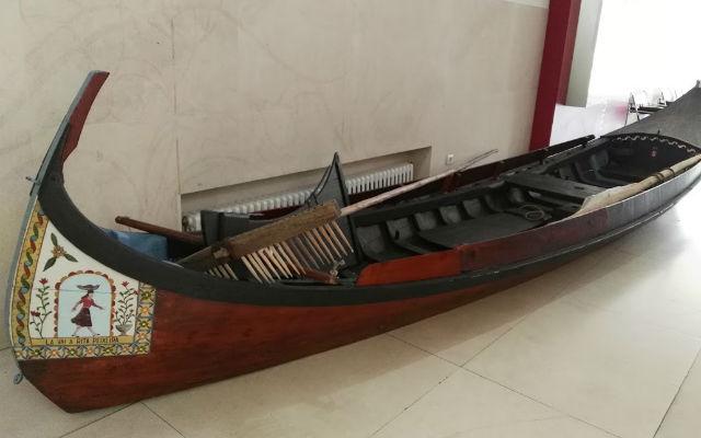 Barcaza original de Aveiro - Destino y Sabor