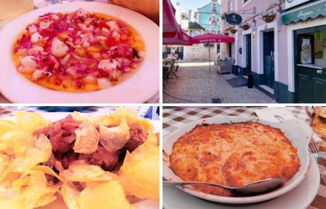 Comer en el Restaurante O Arco da Velha en Aveiro - Destino y Sabor