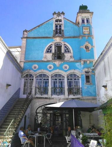 Fachada de la Casa-Museo Cha - Destino y Sabor