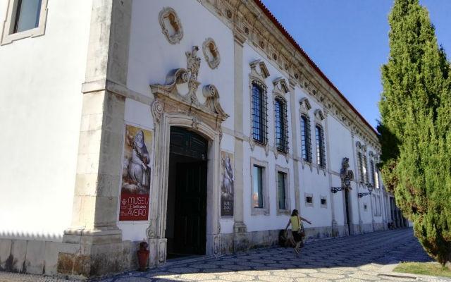 Fachada del Museo de Aveiro o de Santa Joana - Destino y Sabor