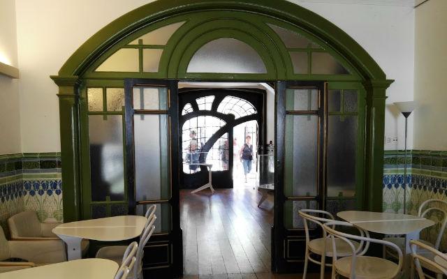 Interior de la Casa Museo Cha - Destino y Sabor