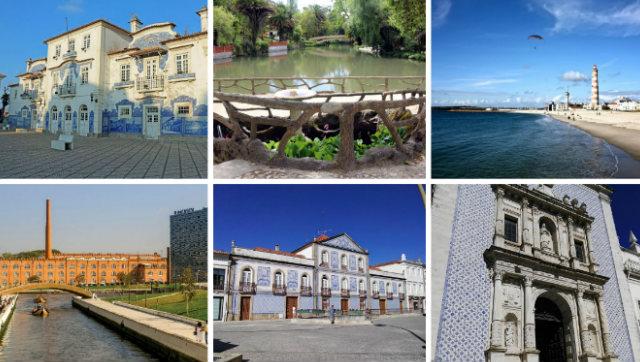 Otros edificios y atractivos de Aveiro - Destino y Sabor