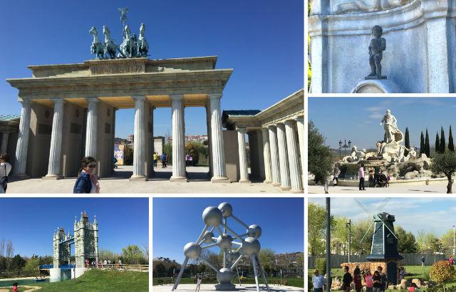 Atracciones representativas de Europa - Destino y Sabor