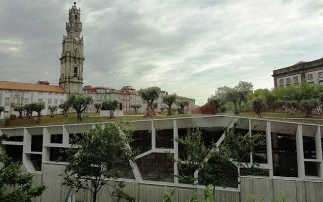 Centro comercial, Pasaje los Clérigos - Destino y Sabor
