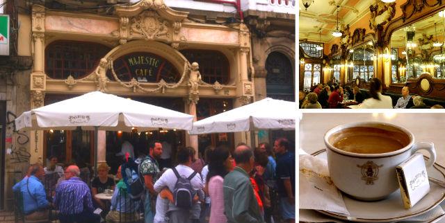 Experiencia en la Café Majestic de Oporto - Destino y Sabor