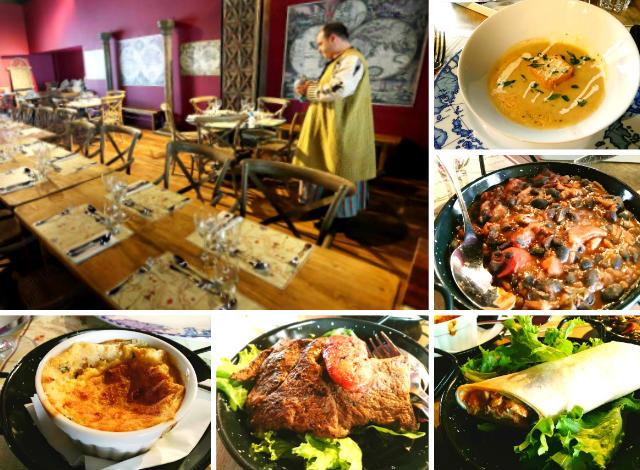 Experiencia gastronómica colombina en el Rte. del museo World of Discoveries - Destino y Sabor