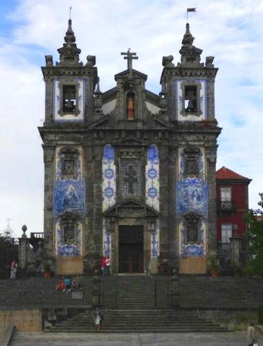 Iglesia de Santo Ildefonso - Destino y Sabor