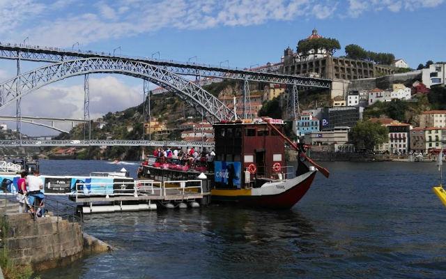 Río Duero en Oporto - Destino y Sabor