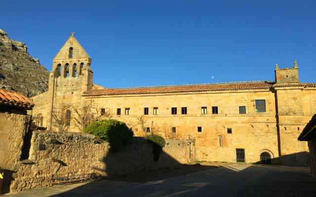 Monasterio de Santa María La Real de Aguilar de Campoo - Destino y Sabor