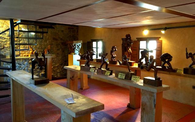 Exposición de la Casa Museo de Ursi - Destino y Sabor