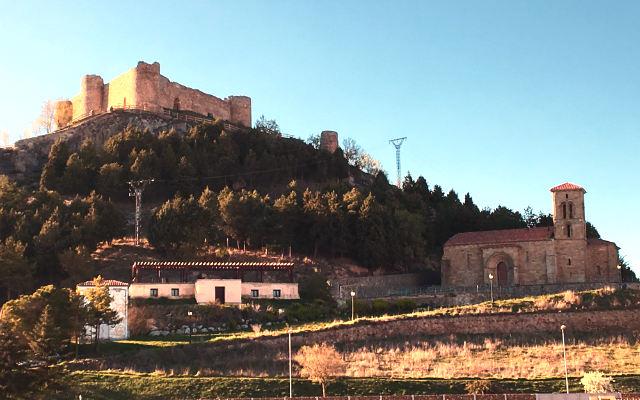 Castillo de Aguilar de Campoo e Iglesia de San Vicente - Destino y Sabor