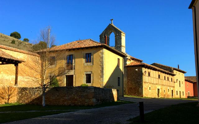 Monasterio Cisterciense de San Andrés - Destino y Sabor