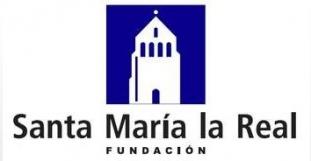 Logo de la Fundación Santa María la Real