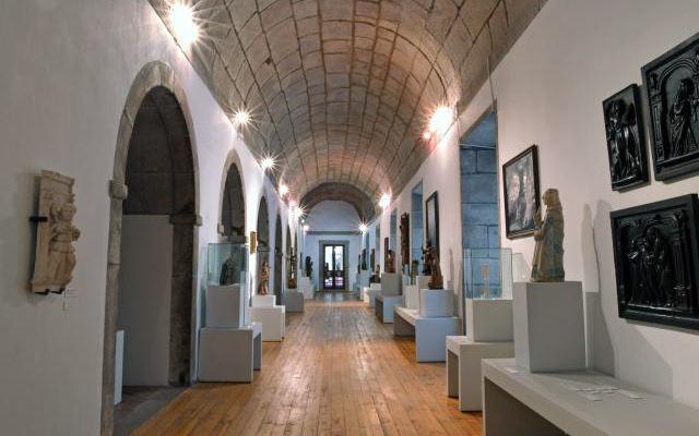 Museu de Arte Sacra Museo Diocesano de Arte Sacra e Arqueologia - Destino y Sabor