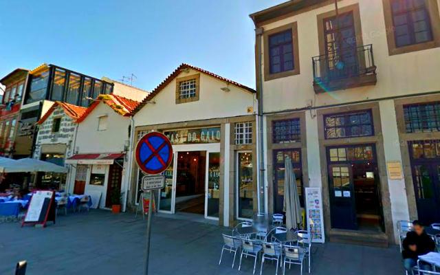 Restaurantes y tascas en el paseo del Duero en Vilanova de Gaia - Destino y Sabor