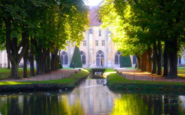 Abadía Royaumont