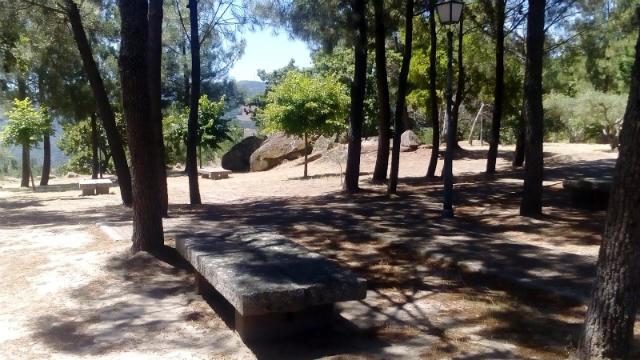 Jardin de pinturas rupestres del Cabeço de las Palomas - Imagen de Escapada Rural