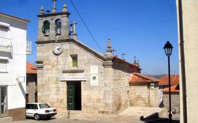 Igreja Matriz de Tabuaço - Imagen de Eduardo Félix