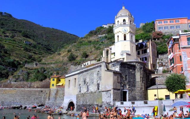 Chiessa di Santa Margherita d'Antiochia nel capoluogo - Destino y Sabor