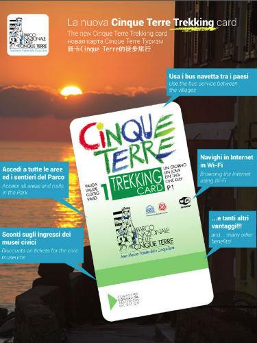 Cinque Terre Card - Imagen del Parco Nazionale Cinque Terre