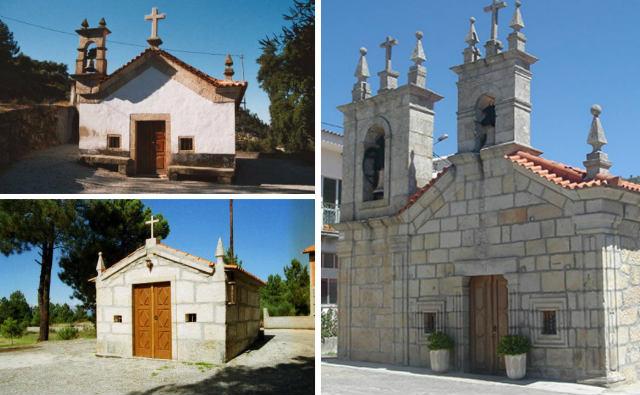 Iglesia y ermitas de Pinheiros - Destino y Sabor
