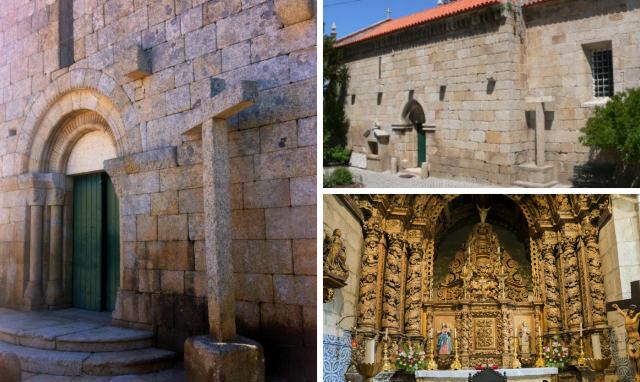 Igreja Matriz de Barcos - Destino y Sabor