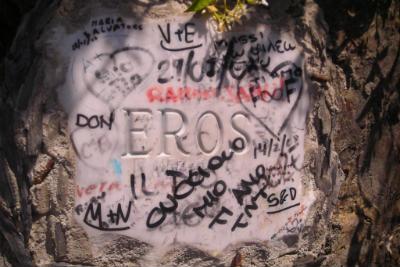 Pasaje del Amor en Cinque Terre - Destino y Sabor