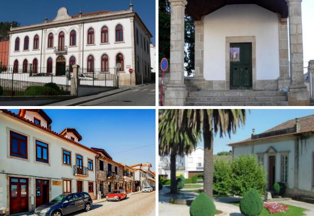 Lugares de Tabuaço - Destino y Sabor