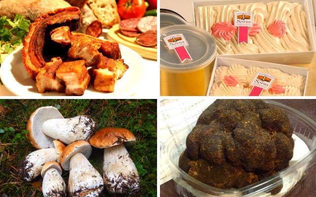 """Capital internacional de la trufa"""" title=""""Grandes productos gourmet de Soria - Destino y Sabor"""